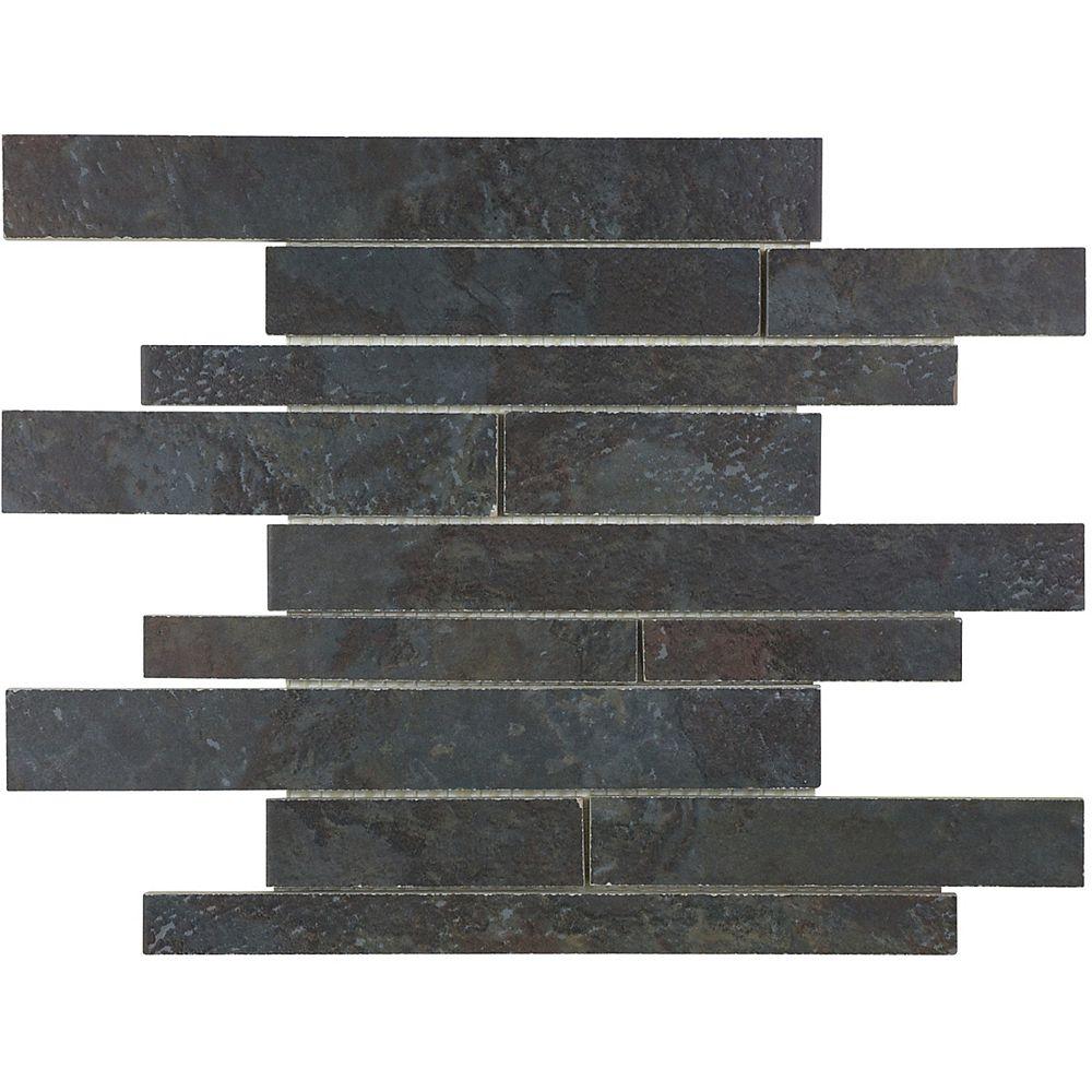 Enigma Tundra African Bandes Aléatoires mosaïque