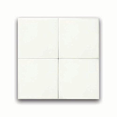 Wolfe Creek 6-inch x 6-inch Wall Tile in Bone (3.00 sq. ft./case)