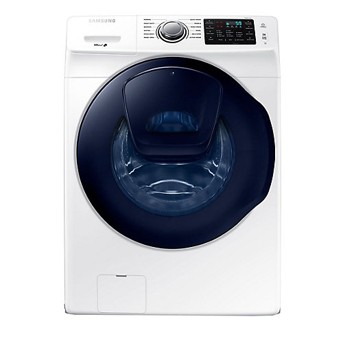 5.2 cu. ft. Front Load Washer with AddWash in White - ENERGY STAR®