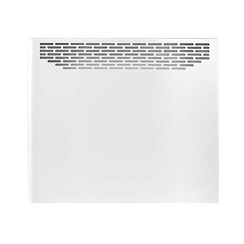 Convecteur blanc (uniwatt) 1000W  240V avec thermostat électronique intégré