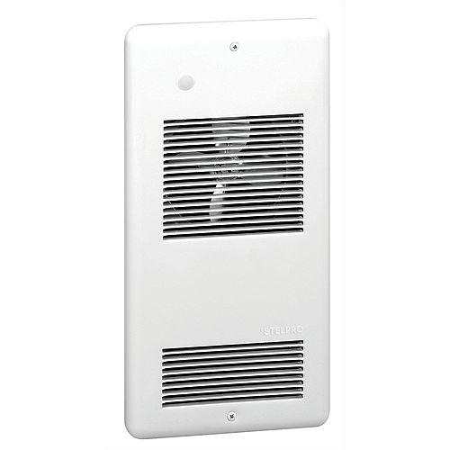 Pulsair Wall fan forced heater 1500 watts