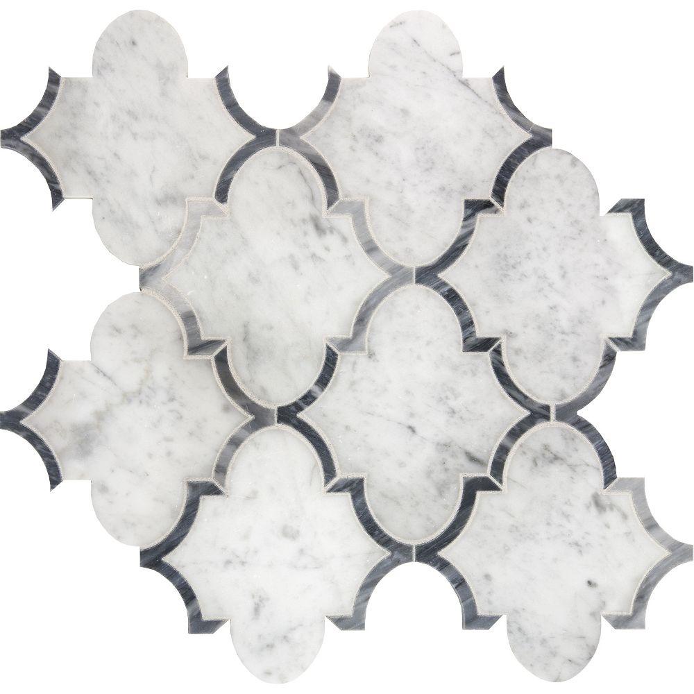 Enigma Motion Polished Artisan Mosaics