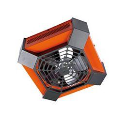Orange Ceiling fan heater 4000 watts 240 volts