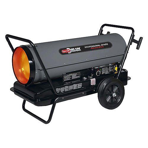Dyna-Glo Delux KFA400DGD 400K BTU Kerosene Forced Air Heater