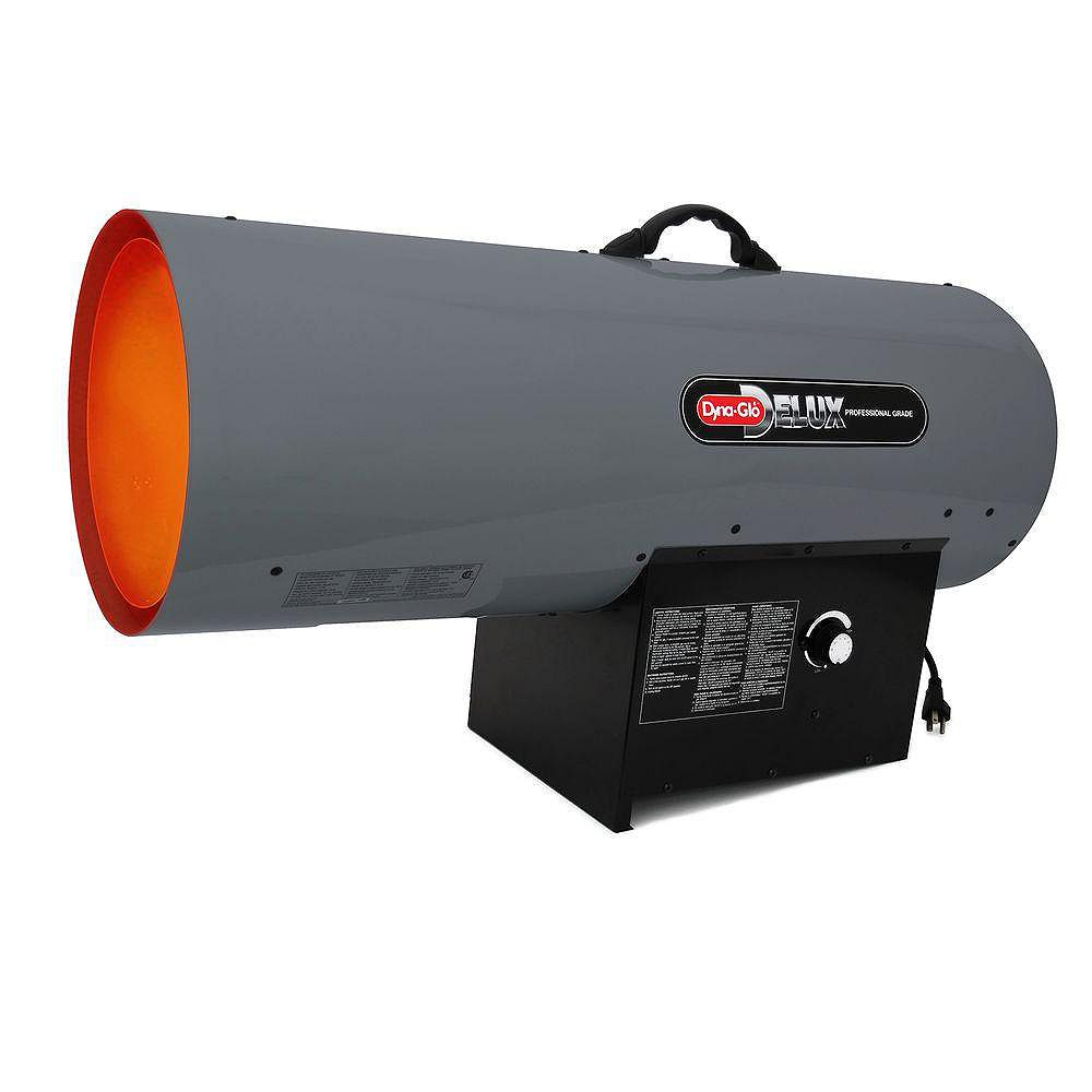 Dyna-Glo Delux RMC-FA300DGD 300K BTU LP Forced Air Heater