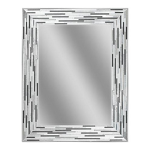 59.7 x 74.9 cm. Cammelee Charbon Miroir