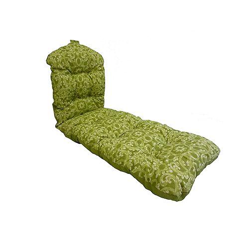 Bozanto Inc. Coussin de chaise longue réversible