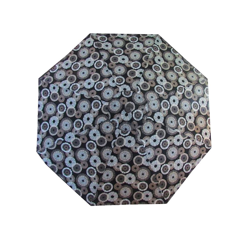 Bozanto Inc. 9 ft. Market Umbrella in Patterned Grey