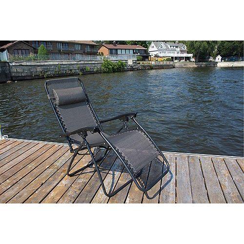 Casual Chair Black