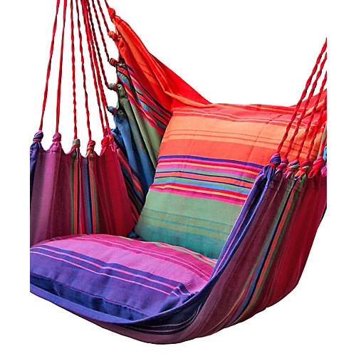 Large Hammock Swing with cushions
