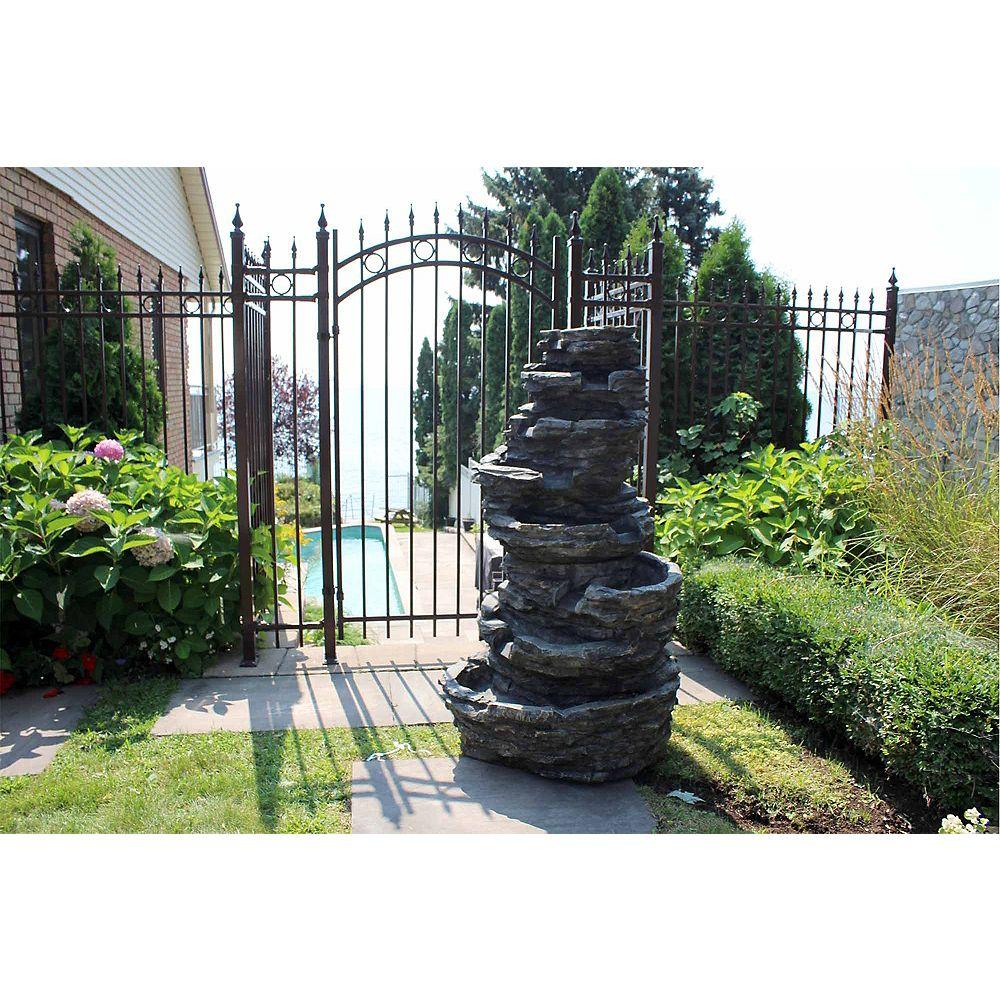 Henryka Super Deluxe Outdoor Fountain