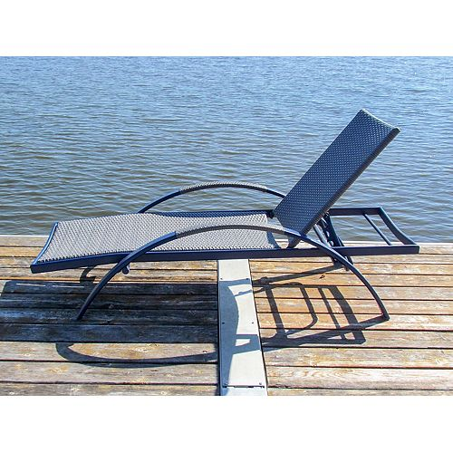 Lounge Chair Blue - (2-Pack)