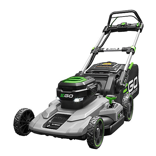 POWER+ 21-Inch 56V Li-Ion Cordless Electric Walk Behind Push Lawn Mower (Tool Only)