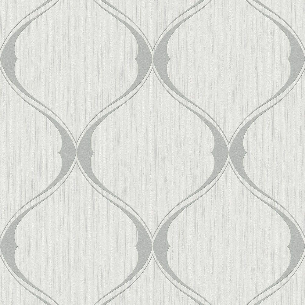 Graham & Brown Olympus Papier Peint Gris