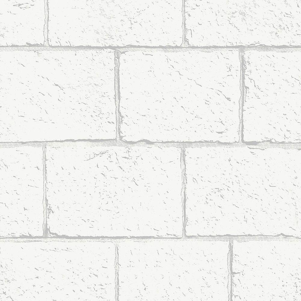 Graham & Brown Bloc Papier Peint Blanc