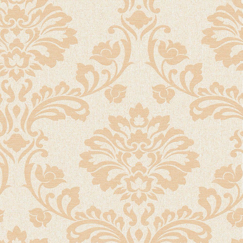 Graham & Brown Aurora Cream/Sand Wallpaper