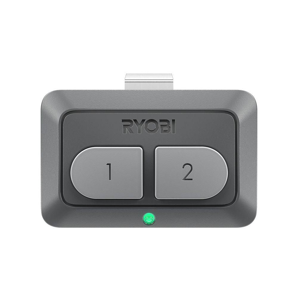 RYOBI Garage Door Opener Car Remote
