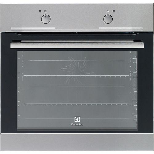 24-inch Single Electric Wall Oven in Stainless Steel