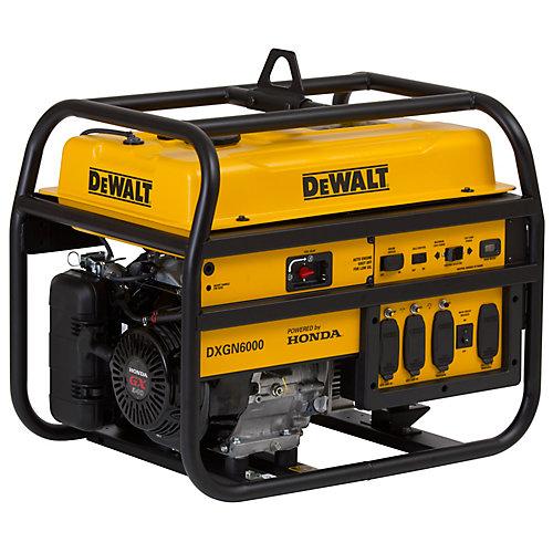 6000W Portable Generator