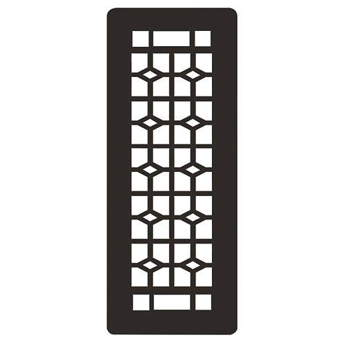 Floor Register, 3X10 Inch