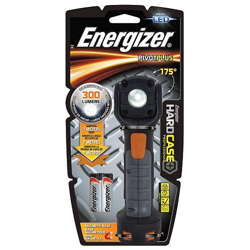 Lampe pivotante à DÉL Hard Case Professional Energizer