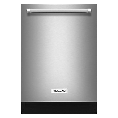 Top Control Dishwasher in Stainless Steel with Stainless Steel Tub, 44 dBA - ENERGY STAR®