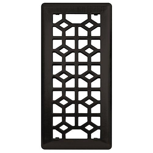 Floor Register, 4X10 Inch