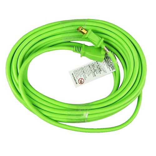 Husky 50 Feet Indoor/Outdoor Extension Cord