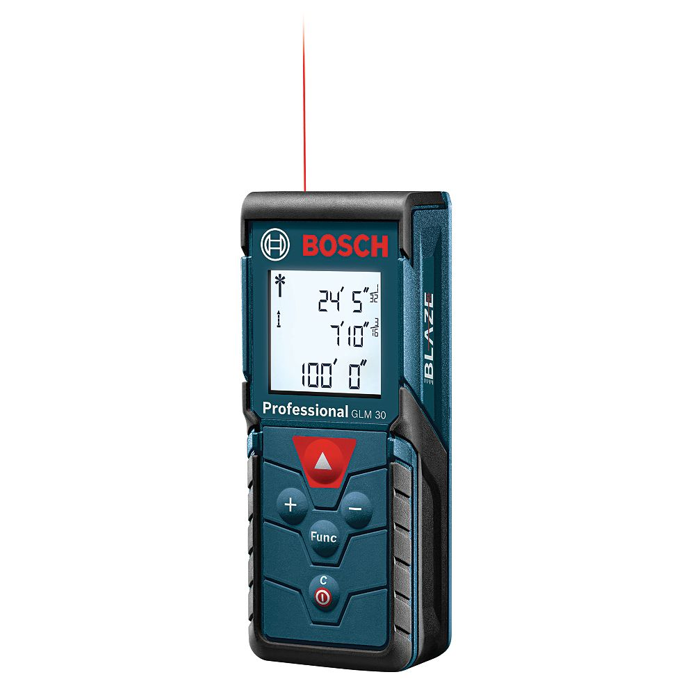Bosch 100 ft. Laser Measure