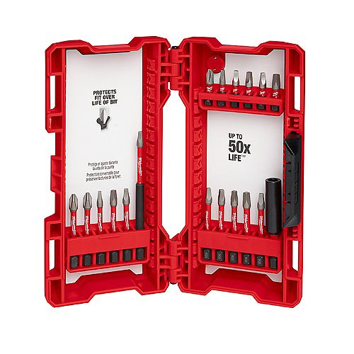 Shockwave Impact Driver Bit Set (18-Piece)
