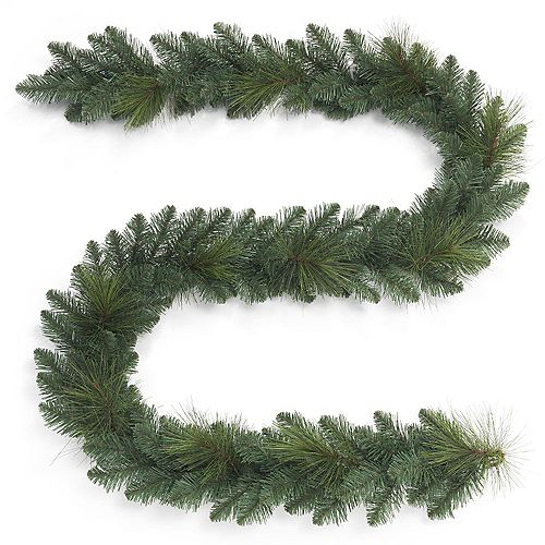 9 ft. Mixed Pine Christmas Garland