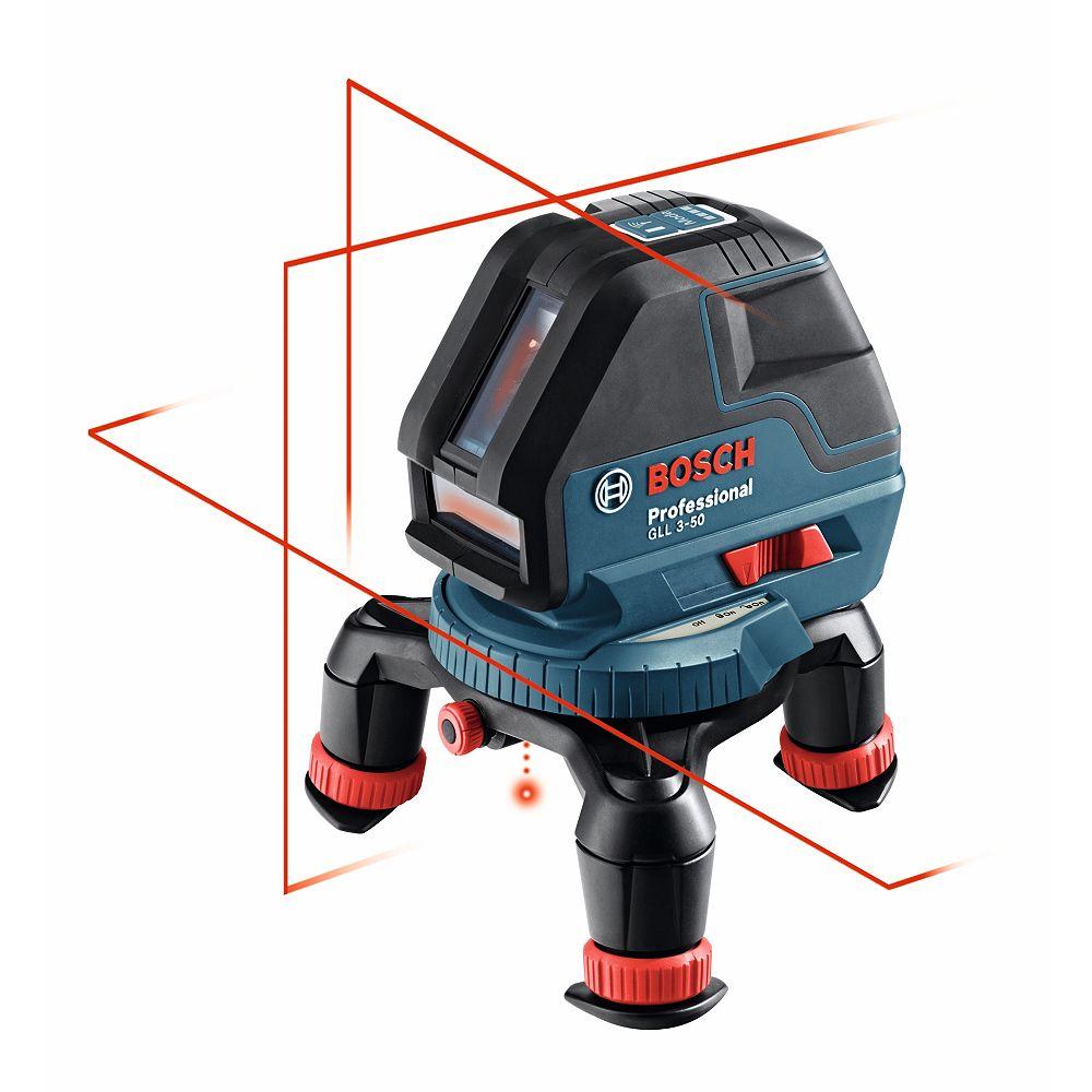 Bosch Laser de nivellement et dalignement à trois plans à 360°