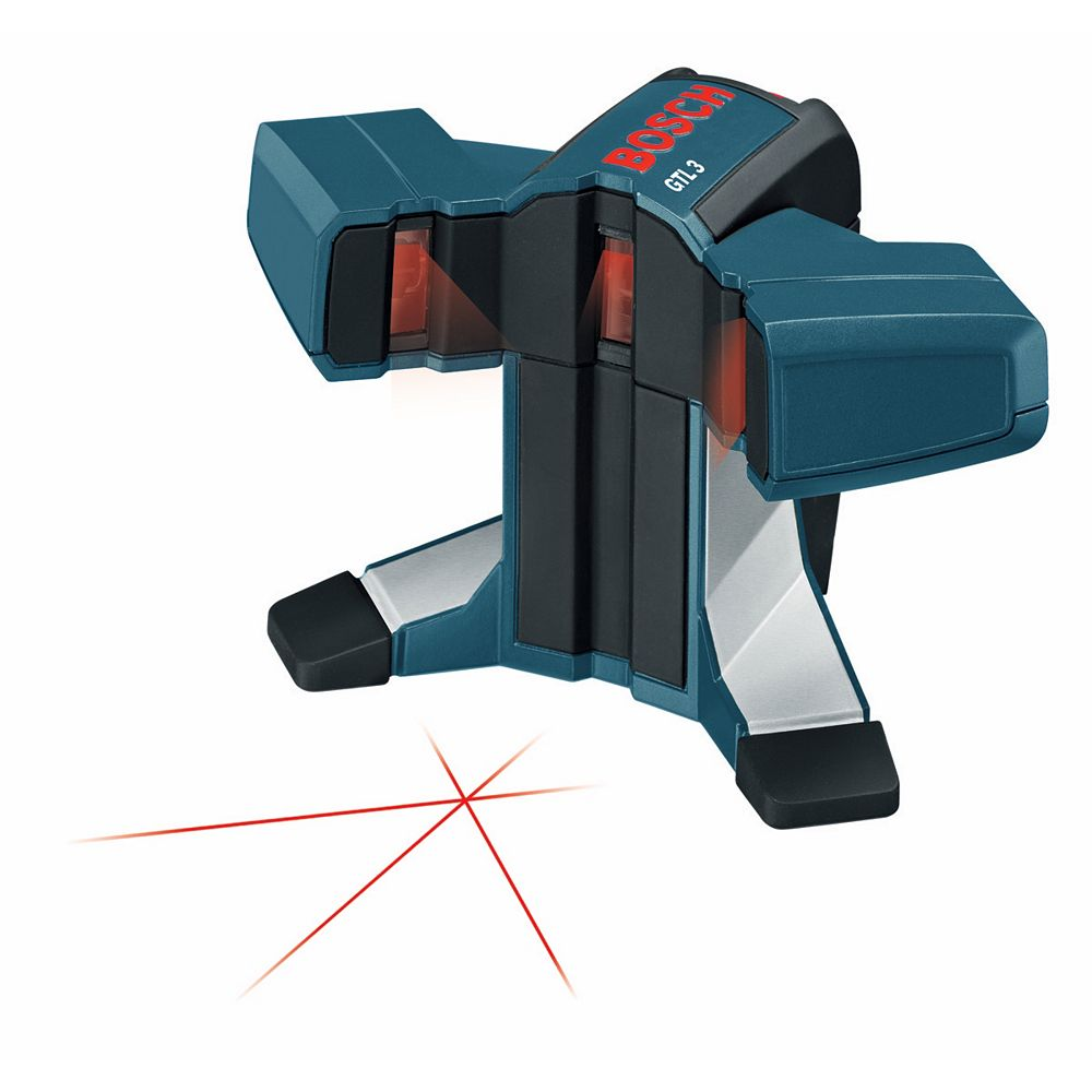Bosch Tile and Square Layout Laser