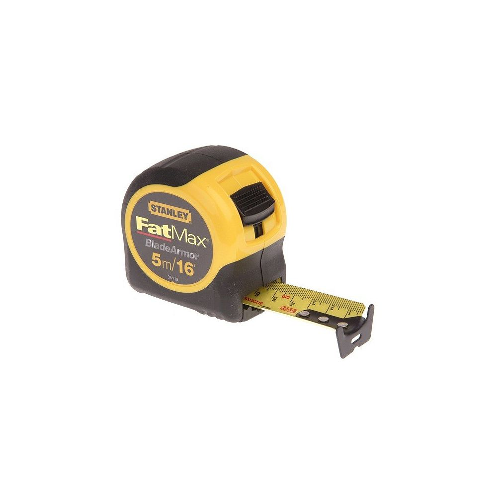 FatMax Blade Armor Metric/Imperial Tape Measure (5m/16 Feet)
