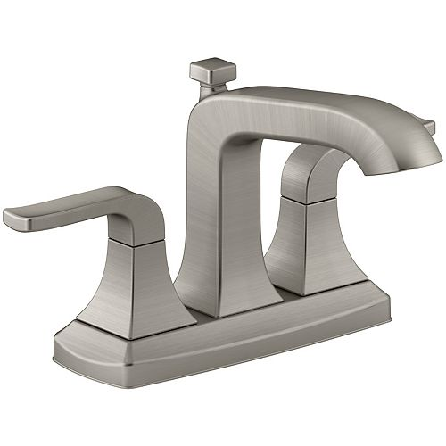 Rubicon two-handle 4 inch centreset bathroom faucet