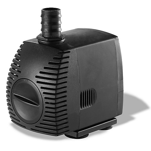 320GPH Statuary Fountain Pump for Water Features