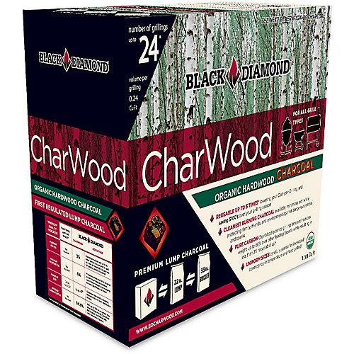 Boîte de CharWood organique moyen Black Diamond