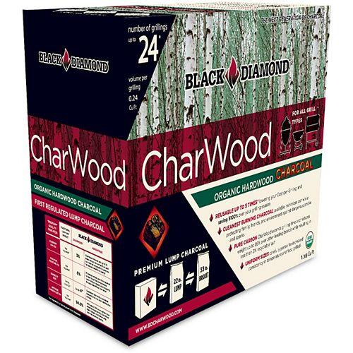Black Diamond Medium Box of Organic Charwood