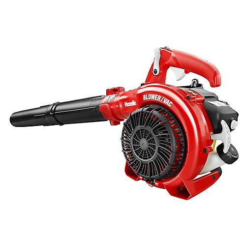 Souffleur/aspirateur à moteur 2 temps de 26 cm3