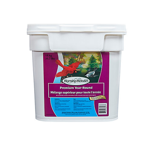 Premium Year Round Food Pail 18KG