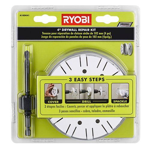 4-inch Drywall Repair Kit