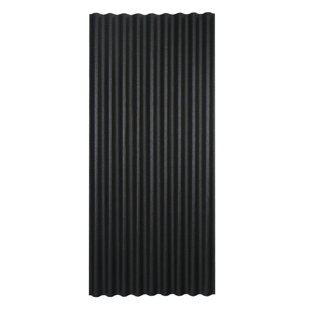 Ondura Sheet 36 Inch X 79 Inch Black