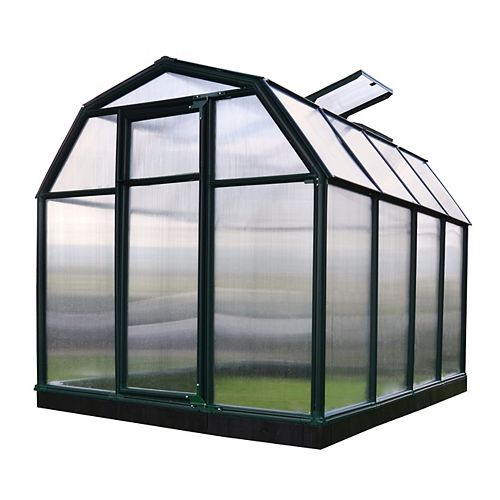 EcoGrow 6 ft. x 8 ft. Greenhouse