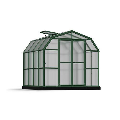 Premium Grand Gardener 8 1/2 ft. x 8 1/2 ft. Greenhouse