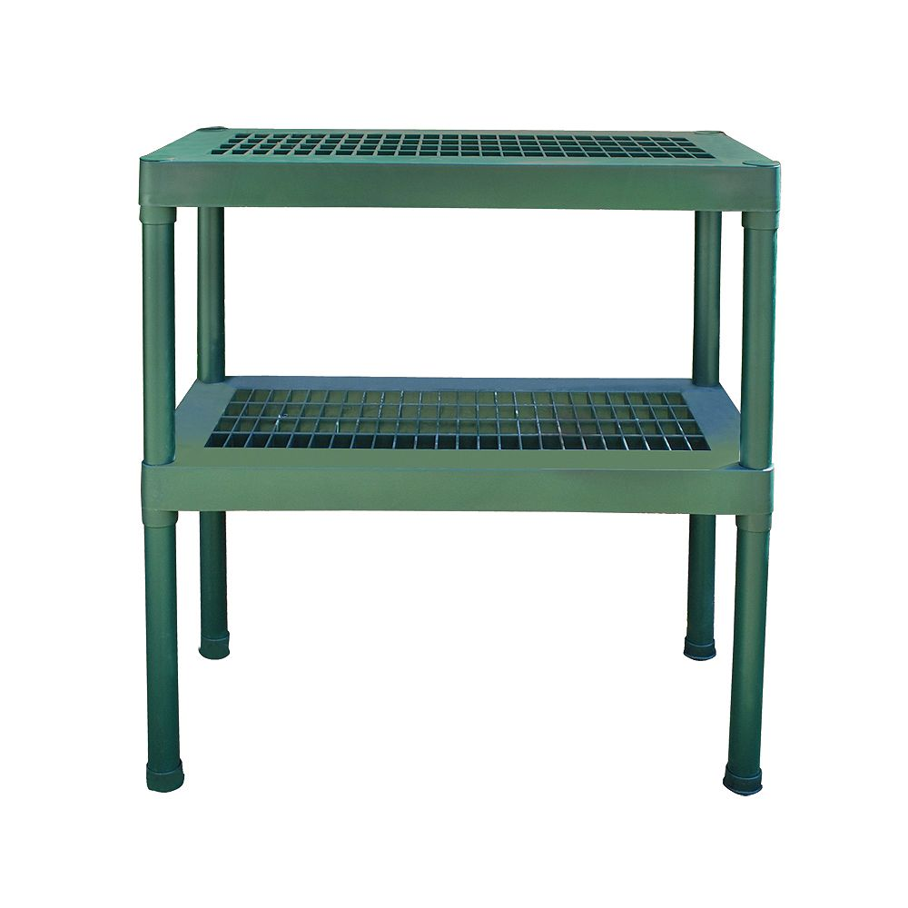 RION 2-Tier Staging Bench
