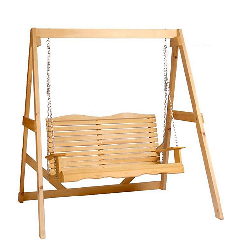Cape Cod Porch Swing with Frame