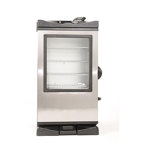 30-inch Digital Electric Smoker with Window