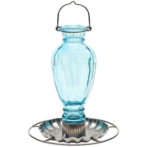 Perky-Pet Daisy Vase Vintage Bird Waterer