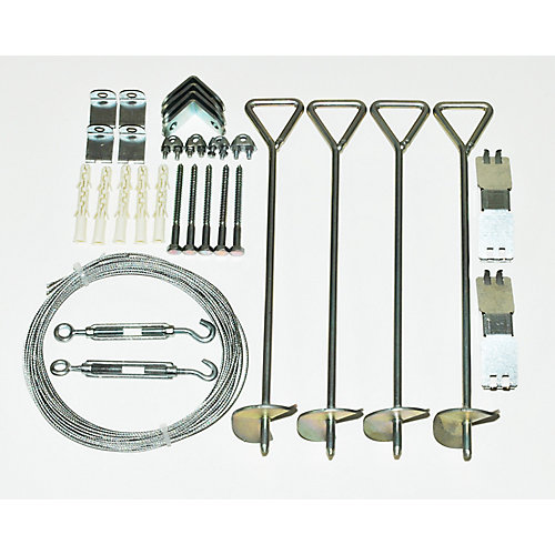 Anchoring Kit for Snap & Grow Greenhouses