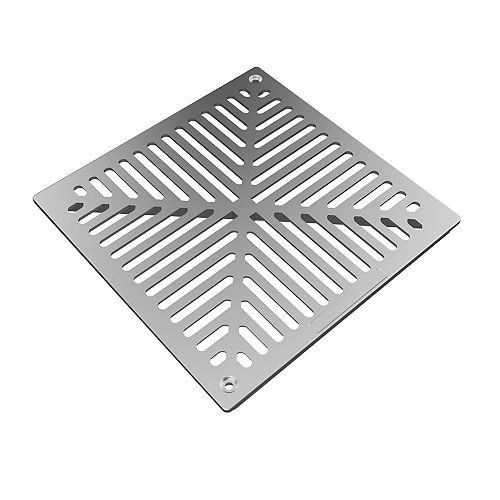 12 inch X 12 inch Aluminum Grate